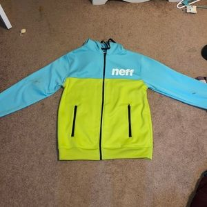 NEFF MENS XL JACKET